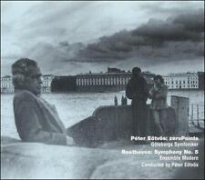 "P'TER E""TV""S: ZEROPOINTS; BEETHOVEN: SYMPHONY NO. 5 (NEW CD)"