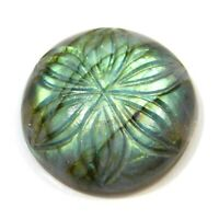 Natural Labradorite Carving Design Labradorite Gemstone Loose Labradorite NB=286