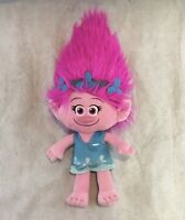 "Dreamworks 2016 Poppy Pink 18"" Troll Plush Trolls Movie Stuffed Toy Doll"