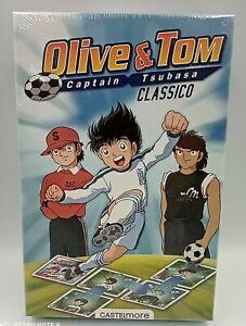 Jeu de Société Classico Olive & Tom Captain Tsubasa 2018 Castelmore neuf