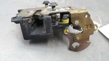 Saturn SC1 Right Door Latch Manual Locks OEM 21170984