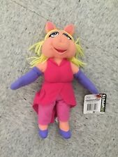 Disney MUPPETS MOST WANTED MISS PIGGY 25 CM PLUSH SOFT TOY  (a5)