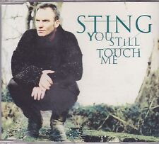 Sting-You Still Touch Me Promo cd single