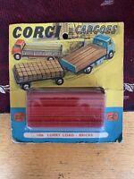 Corgi 1486 Lorry Load Bricks Set In Good Condition