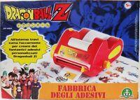 Dragon Ball Z FABBRICA DEGLI ADESIVI crea gli adesivi dei tuoi eroi