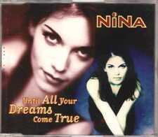 Nina - Until All Your Dreams Come True - CDM - 1995 - Eurodance 4R