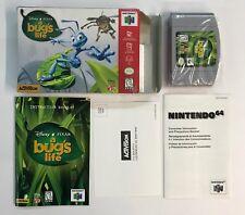 Nintendo 64 A BUG'S LIFE N64 USA