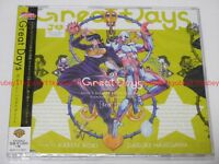 New Great Days JoJo's Bizarre Adventure Diamond is Unbreakable OP CD Japan