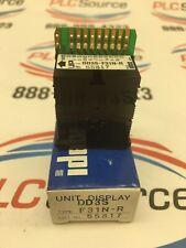 IDEC  DD3S-F31N-R SINGLE DIGIT LED DISPLAY
