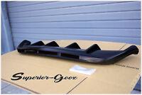 New Ford FG Falcon XR6/XR8/G6 Plastic Rear Bumper Diffuser With Single Exhaust