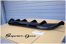New Ford FG Falcon XR6/XR8/G6 Plastic Rear Bumper Diffuser With Single Exhaust