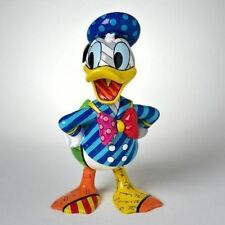 Disney By Romero Britto Donald Duck Figurine 4023844
