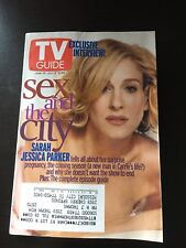 Tv Guide Sex And The City