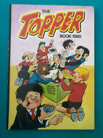 The TOPPER Annual 1980 - Vintage Comic Hardback Book