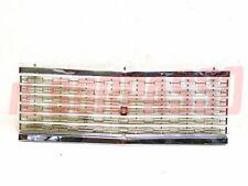 MASCHERINA GRIGLIA CALANDRA FIAT 125 BERLINA 1 SERIE ORIGINALE