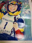 2 Leroy Neiman HAND SIGNED 2005 Nagano Special Olympics Serigraphs 60 & 61/300