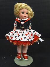 "Madame Alexander 8"" Doll ~ Wendy Plays Poker ~ #50330 ~ Iob"