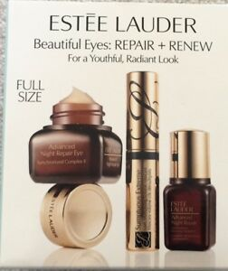 BRAND NEW! Estee Lauder Beautiful Eyes: Advanced Night Repair Box (Repair Renew)