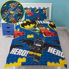 Linge de lit et ensembles coton mélangé Lego