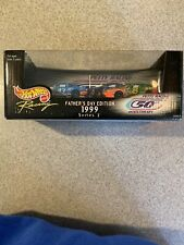 1999 Mattel Hot Wheels NASCAR Target Petty Racing Fathers Day Diecast