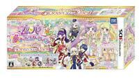 Nintendo 3Ds Idol Time Pripara Dream All-Star Live Gorgeous Pack w/ Tracking NEW
