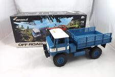 Amewi RC LKW GAZ-66 blau-weiß 22323 1:16 Modell Lastwagen OVP sehr gut