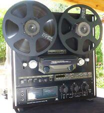 TEAC X1000R BL magnétophone avec ébénisterie  S/N 180522