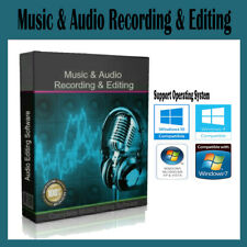MUSIC & AUDIO RECORDING & EDITING, MULTI-TRACK SOUND STUDIO Electronic Delivery