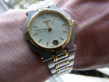 Gucci Stainless Steel Strap Polished Wristwatches