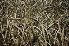 "MOSSY OAK SHADOW GRASS BLADES 12 OZ COTTON DUCK FABRIC 68""WIDE HEAVY WEIGHT"