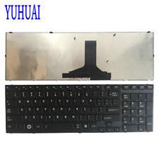 New fit Toshiba PK130CK1B00 0KN0-Y31US02 MP-09M3US6528 US Black Keyboard
