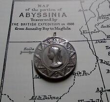 Abyssinian War Medal / Hms Octavia / Royal Marine