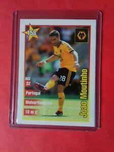 Joao MOUTINHO Wolverhampton Wanderers Football Stars 2019 School Shop