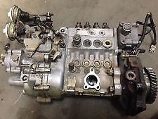 Isuzu 4BD1 inline diesel fuel injection pump