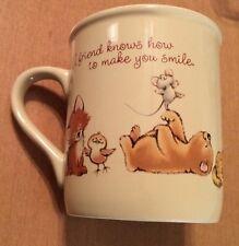 Hallmark A Friend Knows How To Make You Smile Coffee mug