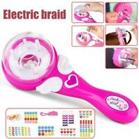 Automatic Hair Braider Styling Tool Smart Quick Easy DIY Braid Electric R5B8