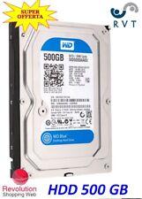 Western Digital AV-GP 500GB, Interno, 7200 RPM, 3.5 (WD5000AVCS)