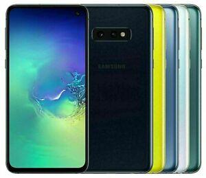 """Samsung Galaxy S10e G9700 Prism Black 128GB 5.8"""" 16MP Snapdragon 855 by Fed-ex"""