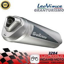 3204 - Terminale Scarico LeoVince Granturismo  Vespa GTS/GTV 250/300