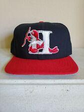 Hickory Crawdads minor league hat. New Era snapback. New.