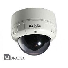 CNB OEM VCM-24VD Outdoor CCTV Vandal Dome Camera 600TVL 2.8-10mm DUAL Power