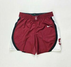 Nike Hyperelite Showcase Stanford Women M CQ4310 Team Basketball Short Cardinal