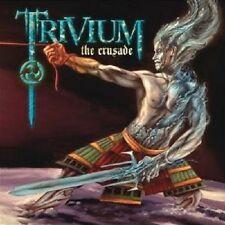 """TRIVIUM """"THE CRUSADE"""" CD NEUWARE!"""