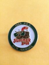 CURLING PIN SUMMER SPUD 4th ANNUAL P.E.I. 1993