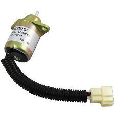 Fuel Shut Off Shutdown Solenoid SA4569T 12V Kubota Yanmar Synchro Start New