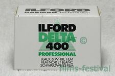 5 rolls ILFORD DELTA 400 35mm 36exp B&W Film 135 FREESHIP