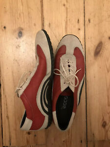 ECCO Red Trainers for Women for sale | eBay