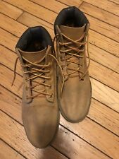 Classic Timberland Boots Size 5M Kids -Genuine leather -same day shipping!