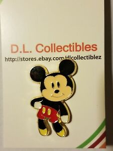 Disney China Mickey Mouse Full Body Cute Pin