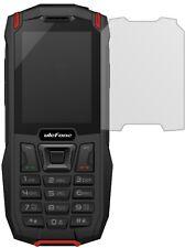5x Schutzfolie für Ulefone Armor Mini Display Folie matt Displayschutzfolie